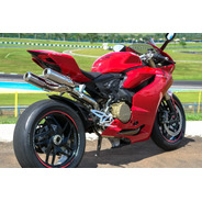 Escapamento Esportivo Ducati Panigale Bomber Mexx Gp Cód.616