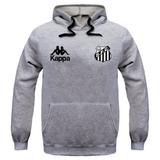 Moletom Santos Futebol Clube Time Unissex Promoção Cod:40