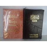 Mkb)bíblia Fem.kit 2 Un.l.g.ziper(vendedor100%qualificado)