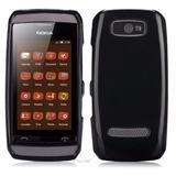 Capa Case Tpu Silicone Nokia Asha 305 Pelicula Gratis
