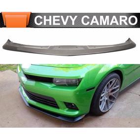 Spoiler En Facia Defensa Chevrolet Camaro 2014 - 2015 Nuevo!