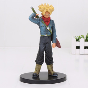 Dragon Ball Super Trunks Super Sayajin Action Figure 18 Cm