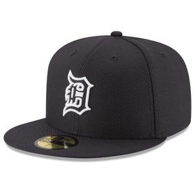 New Era Gorra Mlb Tigres Detroit 5950 Diamond Era 7 1/4 On F