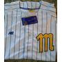Camisa Beisbol Navegantes Del Magallanes Talla L Original