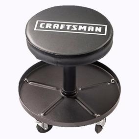 Banco De Taller Craftsman Ajustable Portaherramientas/ruedas