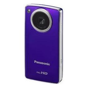 Cámara Panasonic Hm-ta1 Color: Violeta