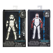 Bonecos Sandtrooper E Clone Trooper Star Wars