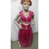 Disfraz De Halloween De La Princesa Jasmin Para Niñas.