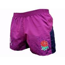 Short De Rugby Inglaterra
