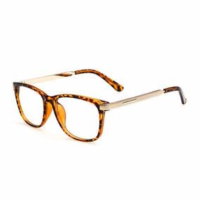 Armação Óculos Acetato Quadrado Novo Masculino Feminino Da
