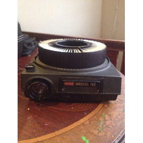 Proyector De Diapositivas Kodak Carousel 750 Para Repuesto