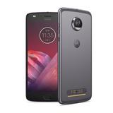 Motorola Lenovo Moto Z2 Play 32gb Gris Lunar Nuevo