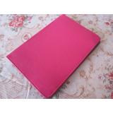 Flip Cover Tablet O Phablet Rosado
