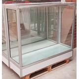 Vitrina De Vidrio Exhibidor Mostrador Envio A Mty Incluido