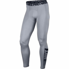 Nike Pro Cool Training Tights Licras Pant Gris Nvo L