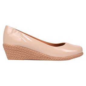 Sapato Sandalia Salto Alto Anabela Scarpin Chiquiteira 2018