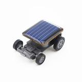Coche De Energia Solar El Mas Pequeño Educativo Color Gris