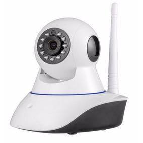 Camara Ip Wifi Seguridad Hd Ir Alarma App 64 Sensores