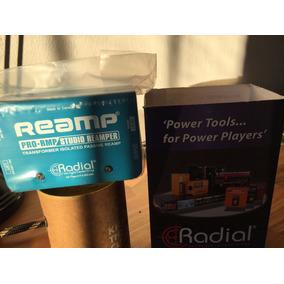 Caja Directa Radial Eng Pro Rmp Studio Re Amper