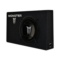 Subwoofer Monster X124s 12 Extra Chato 1000w