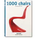 1000 Chairs. Charlotte Fiell. Taschen
