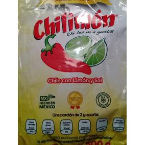 2kg Chile En Polvo Con Limón Ácidito Botana Michelada Salsa