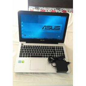 Notebook Gamer I7 6ªgeraç Asus X555ub/ 8gb/ Geforce 940m