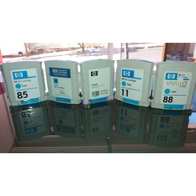 Cartucho Hp Ink Cartridge Cyan C4903a (original Vazio)