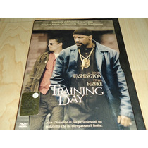 Dvd Training Day Día De Entrenamiento Importada Impecable