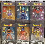 Goku Vegito Frieza Jiren Kale Dragon Ball Super Stars Bandai