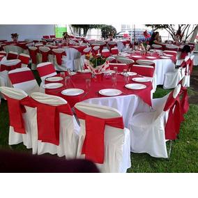 Manteleria Para Banquetes (salones De Fiesta, Alquiladoras)