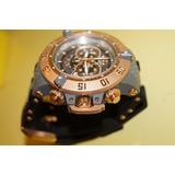 Reloj Invicta Subacqua Color Oro Dorado Nuevo!!