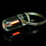 Tubos Fluorescentes Llavero Salvavidas Luces De... (red)