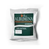 Albumina Pura 500g - Com 83% De Proteína Atacado