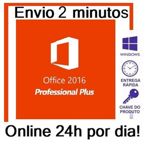 Licença Office2016 Pro Plus Original Fpp Serial Key Chave