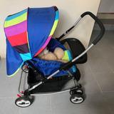 Carriola Mecedora Infanti - Seminueva