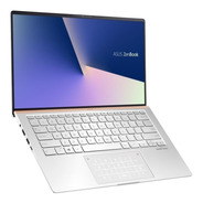 Ultrabook Asus Zenbook Ryzen 7 3700u 8gb Ssd512 1,4kg 14 Alu