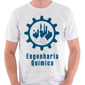 Camiseta Engenharia Química Curso Graduação Camisa Blusa