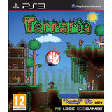 Terraria Ps3 Edition - Playstation 3
