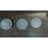 Monedas Mexicanas De Vicente Guerrero. 10 Monedas