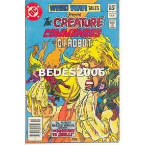 Dc Comics Weird War Tales Nº 116 - Original! - 1982