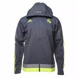 Campera adidas Modelo Real Madrid Travel Jacket