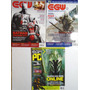 Revista Egw # 117,132 Egm Pc # 16 - Batman, Assasins Creed 3