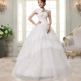 f748205d62 Hermoso Vestido De Novia Moda Asiatica Envio Inmediato