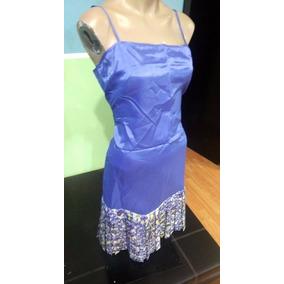 Vestido Carolina Herrera Nuevo Talla 40 Mod 901233