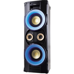 Caixa De Som Acústica Philco Pht10000 Bluetooth Usb Super Ba