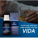 Dr Drink 3frascos Original Lacrado Contra Alcoolismo