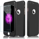 Case Protector 360 Colores Iphone 6 6plus 7 7plus 8 8plus