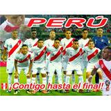 Póster Selección Peruana