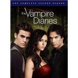 Dvd The Vampire Diaries 2ª Temporada Completa Dublada
